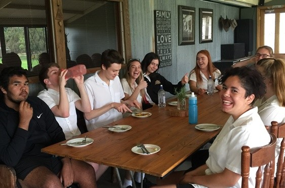 Year 11 Hospitality Deniliquin High School